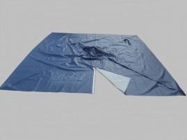 Capa De Reposição Para Ombrelone Lateral 4x4, Quadrado, varetas de 2,09m.
