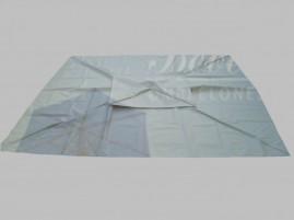 Capa Para Ombrelone Quadrado, com Saquinhos e abas, varetas de 1,50m.