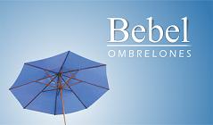 BEBEL OMBRELONES � uma empresa de fabrica��o de ombrelones e PIONEIRA em RESTAURA��O NO BRASIL e sendo a �nica com o servi�o de P�S-VENDA.