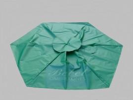 Capa Para Ombrelone de 2m de Diâm. com Saquinhos e abas, varetas de 0,90cm.