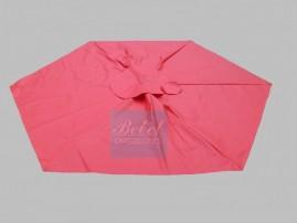 Capa Para Ombrelone de 2m de Diâm. com Saquinhos e abas, varetas de 1,15m.